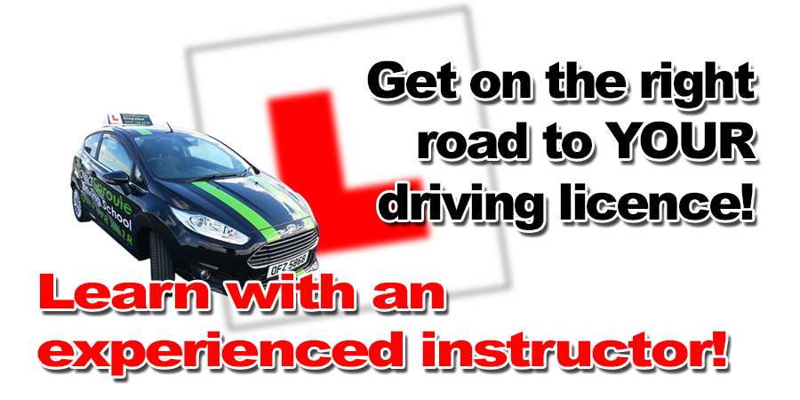 Driving lessons with David Sproule Driving School
